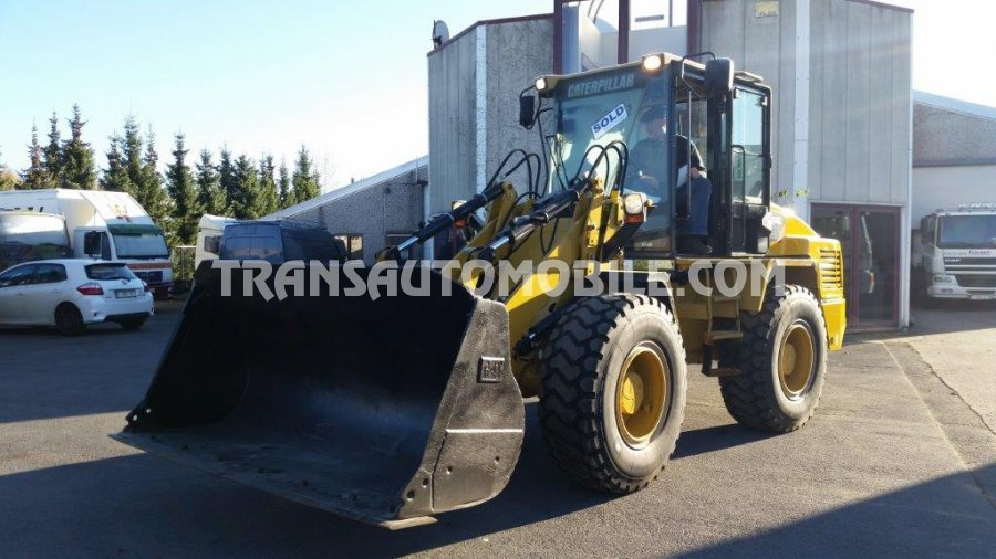 Import / export Caterpillar Caterpillar IT14G2  Gas�leo   - Afrique Achat