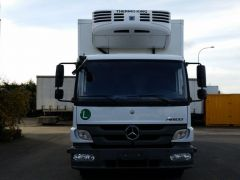 Exportation Mercedes Benz - Annonces export Mercedes Benz Atego 1222 L, neufs ou d'occasion -  Exportation Mercedes Benz Atego 1222 L
