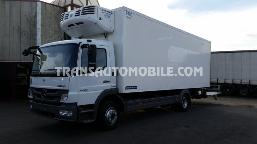 Import / export Mercedes Mercedes Atego 1222 L Diesel   - Afrique Achat