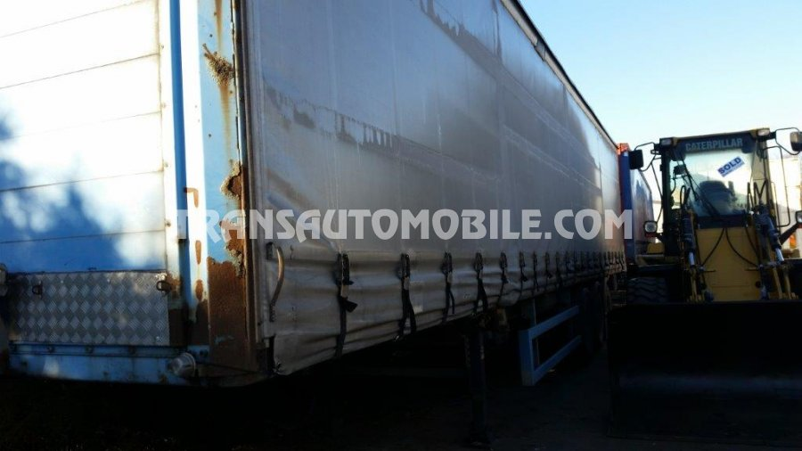 Import / export KOGEL KOGEL    3 essieux / 3 Axles   - Afrique Achat
