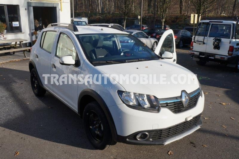 price renault sandero stepway petrol standard renault africa export 2072. Black Bedroom Furniture Sets. Home Design Ideas