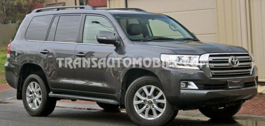 Import / export Toyota Toyota Land Cruiser 200 V8 Station Wagon Turbo Diesel VX  - Afrique Achat