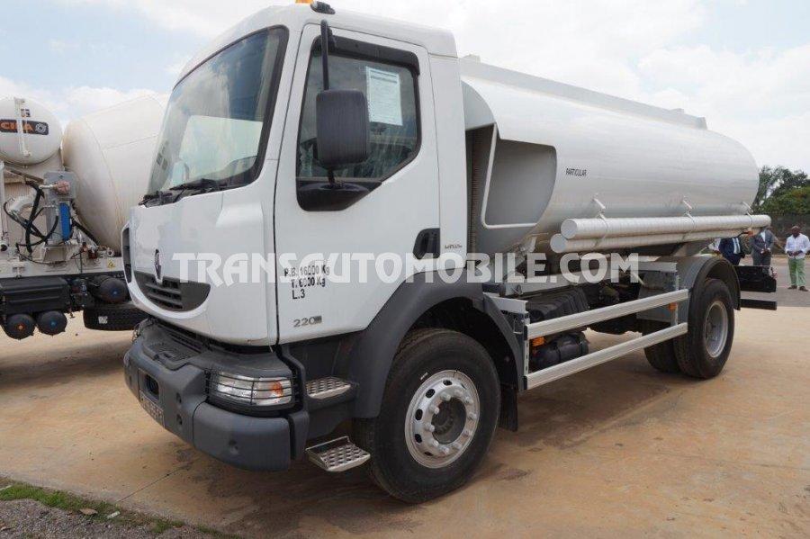 Import / export Renault Renault Midlum 220.16 Gasóleo   - Afrique Achat
