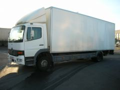 Mercedes - Export advertisements Mercedes Atego 1324. New or used - Export Mercedes Atego 1324