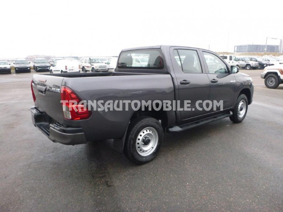 hilux revo pick up double cabin neuf vendre 2083 toyota afrique. Black Bedroom Furniture Sets. Home Design Ideas