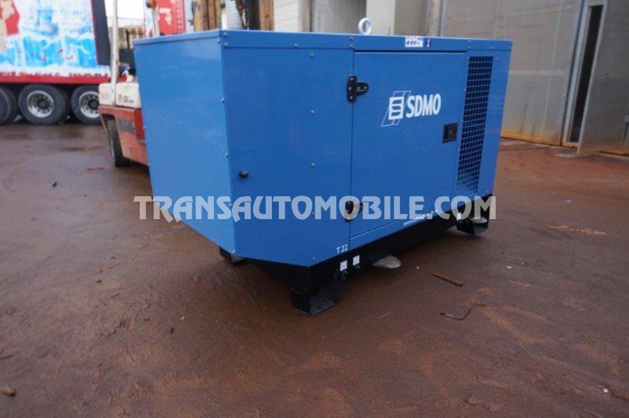 Import / export SDMO SDMO T22  Diesel   - Afrique Achat
