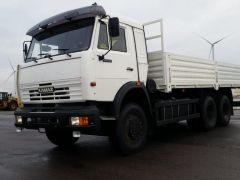 Kamaz 53215-15 Exportation