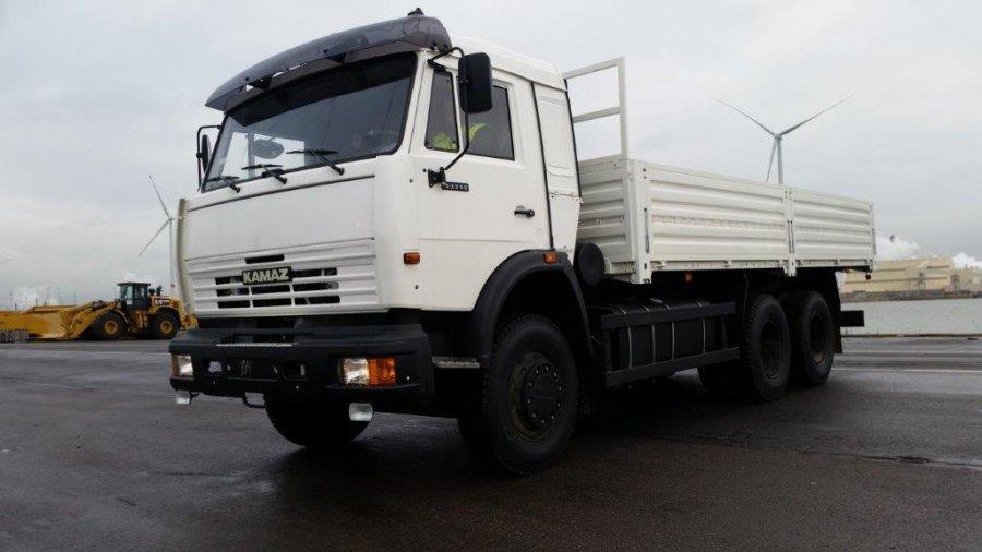 KAMAZ 53215-15