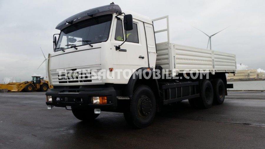 Import / export Kamaz Kamaz 53215-15  Diesel   - Afrique Achat