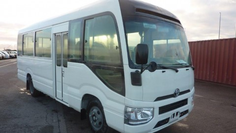 Export Toyota - Export advertisements Toyota Coaster 23 SEATS. New or used -  Export Toyota Coaster 23 SEATS
