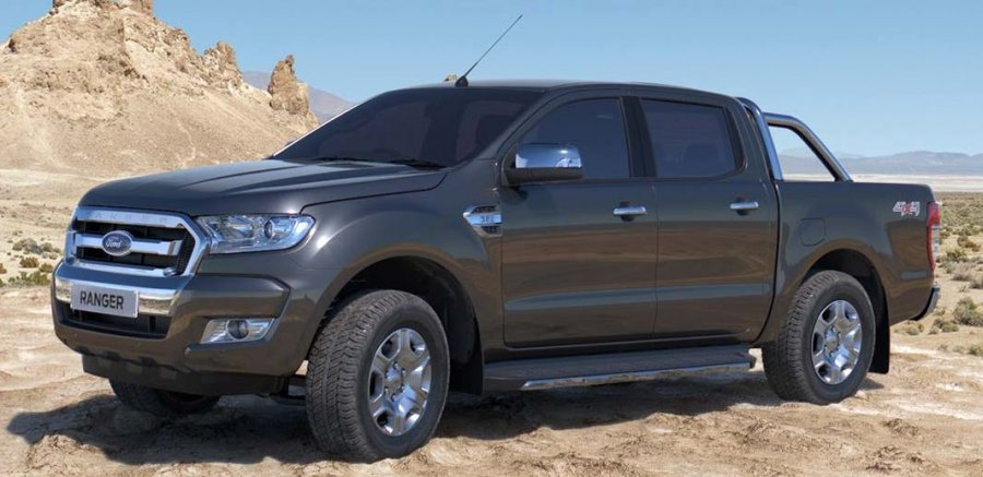 Ford Ranger Xlt  L Turbosel Automatique
