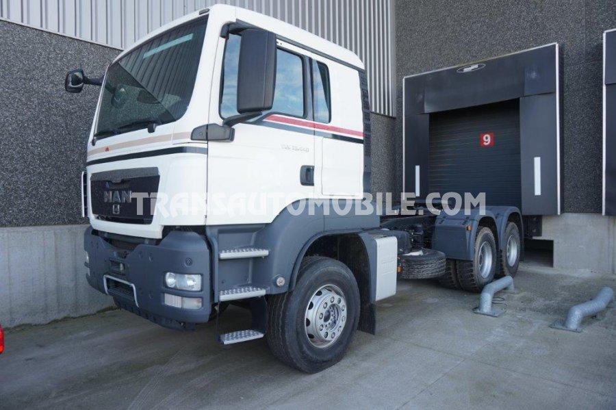 Import / export Man Man TGS 33.440  Diesel   - Afrique Achat
