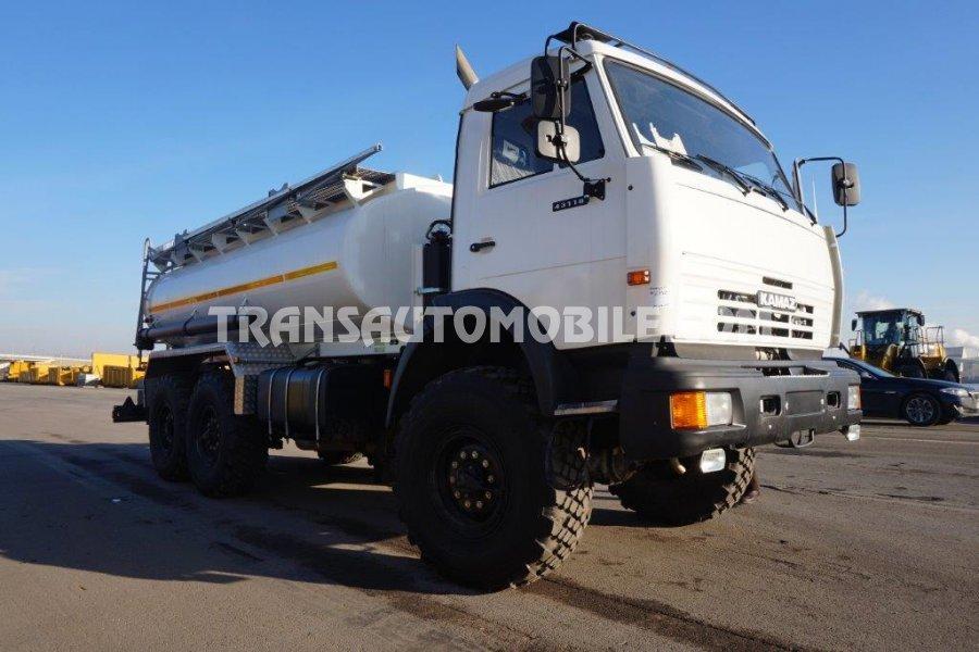 Export Citerne Kamaz 66062, Neuf