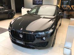 Maserati Levante Exportación