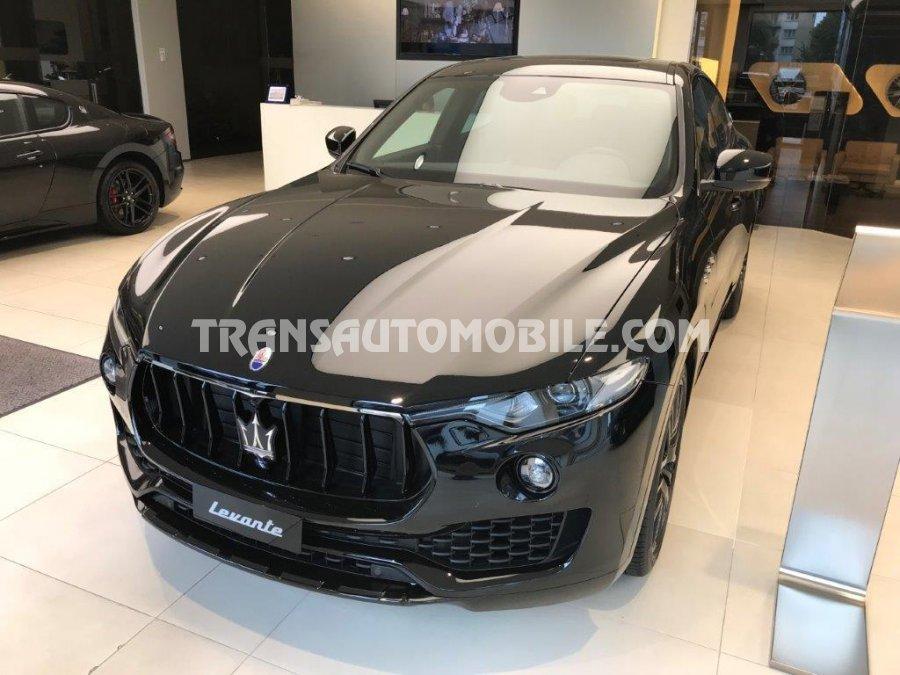 Export Maserati Levante S