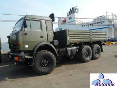 Kamaz 43.114 017-15 Diesel