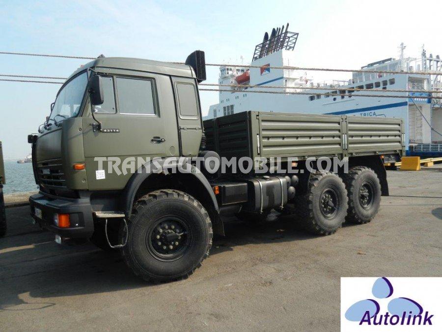 Import / export Kamaz Kamaz 43.114 017-15 Gasóleo   - Afrique Achat