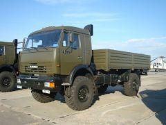 Kamaz 4326 Exportation