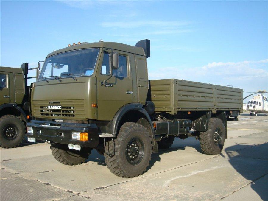KAMAZ 4326  024-15