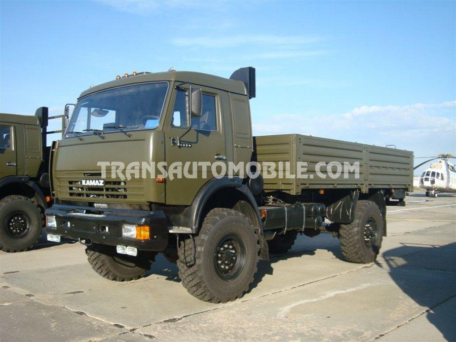Import / export Kamaz Kamaz 4326 024-15 Diesel   - Afrique Achat