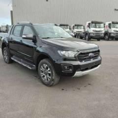 Exportation Ford Ranger WILDTRAK