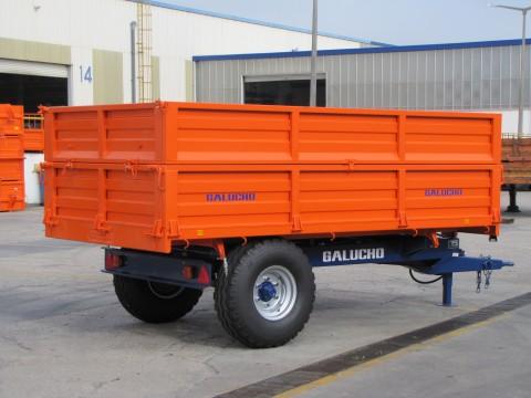 Galucho PB5000B3 Exportation