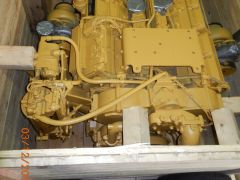 Caterpillar C27 ACERT Exportation