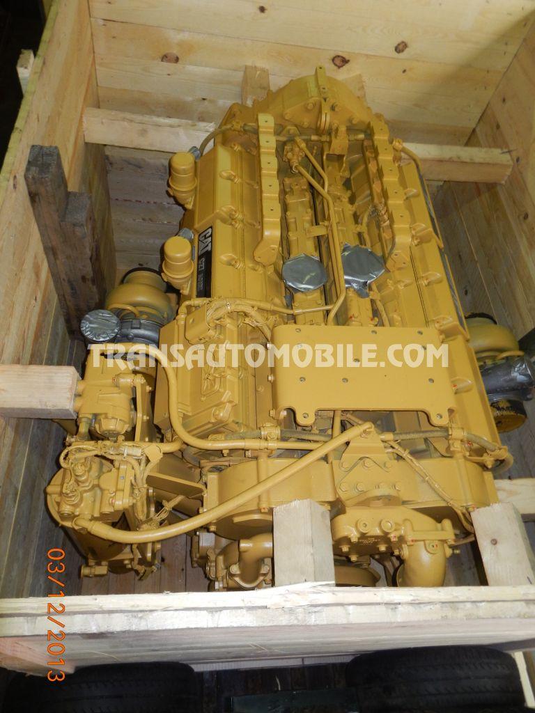 Import / export Caterpillar Caterpillar C27 ACERT  Diesel   - Afrique Achat