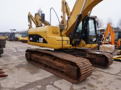 Exportation Caterpillar - Annonces export Caterpillar 320 DL , neufs ou d'occasion -  Exportation Caterpillar 320 DL