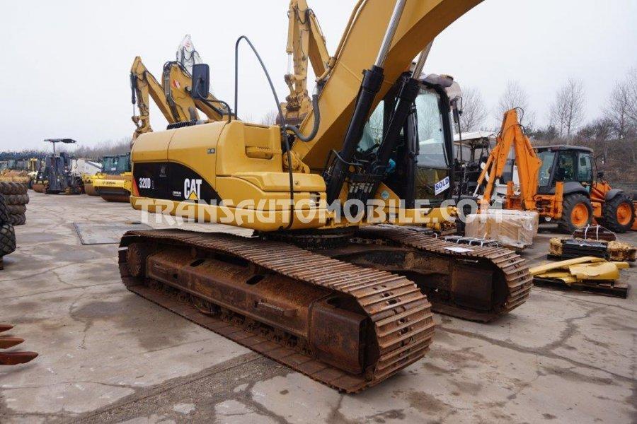 Caterpillar 320 DL  Diesel