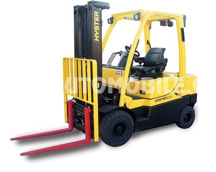 Import / export HYSTER HYSTER H2.5CT   Gasóleo   - Afrique Achat