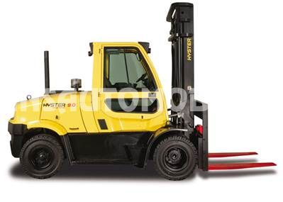 Import / export HYSTER HYSTER H7.0FT  Diesel   - Afrique Achat