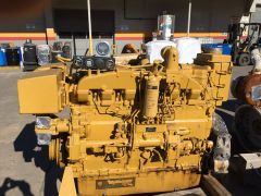 Export Moteur Caterpillar 3406B, Occasion