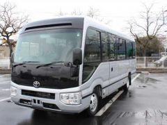Export Toyota - Export advertisements Toyota Coaster . New or used -  Export Toyota Coaster