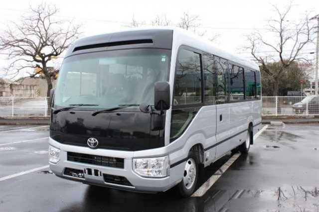 Export TOYOTA Coaster Bus 29 seats
