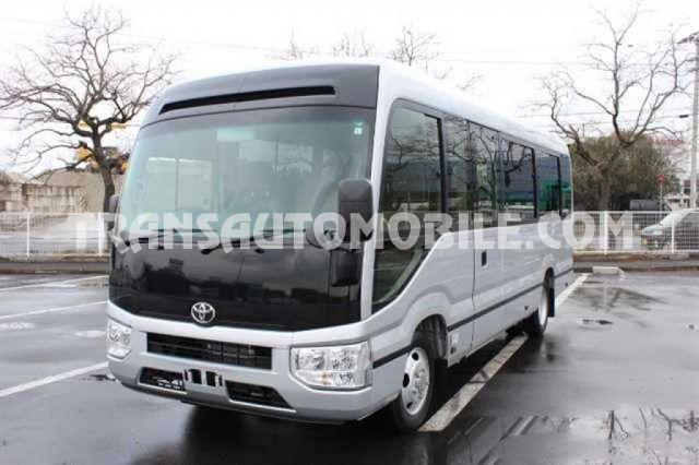 Import / export Toyota Toyota Coaster 29 seats Gasóleo   - Afrique Achat