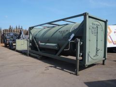 BSLT Citerne à eau Export