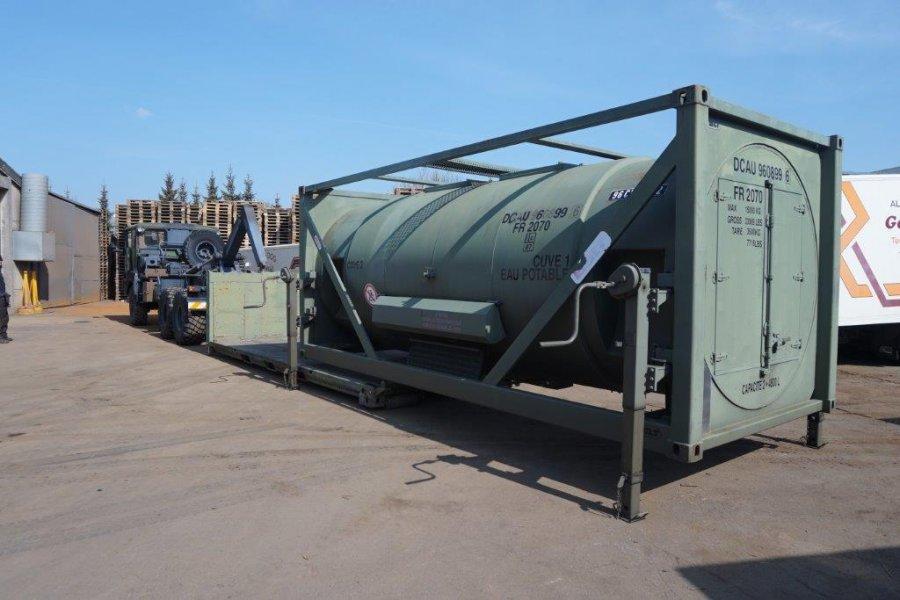 BSLT Citerne à eau  9600 L