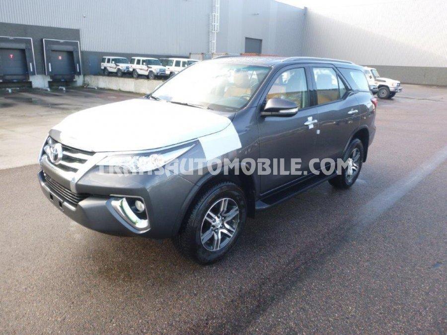 Import / export Toyota Toyota Fortuner  Turbo Diesel   - Afrique Achat