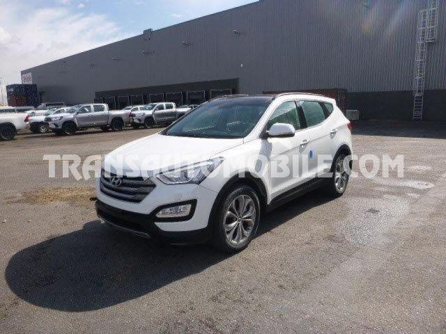 Hyundai SANTA FE GLS Benzine 3.3L V6 ESSENCE/PETROL