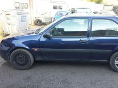 Ford FIESTA Export