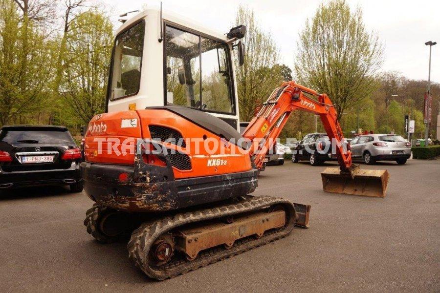 Price Excavator Kubota Kx61 3 Diesel Kubota Africa Export 2145