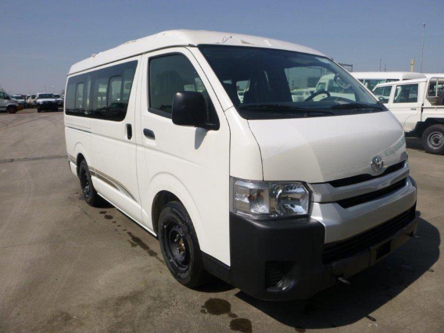 Export TOYOTA Hiace Minibus MIDDLE ROOF / TOIT MOYEN
