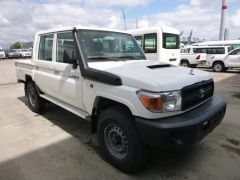 Toyota Land Cruiser 79 Pick up Turbo Diesel