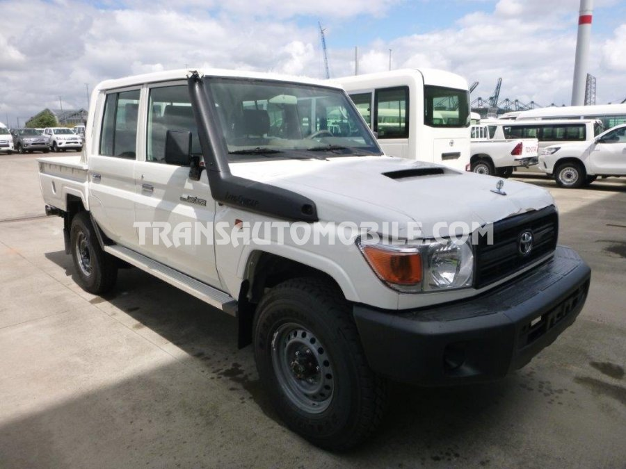 Import / export Toyota Toyota Land Cruiser 79 Pick up Turbo Diesel VDJ V8 79 DOUBLE CABIN   - Afrique Achat