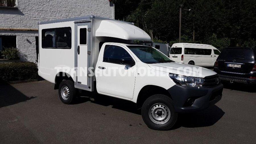 Import / export Toyota Toyota Hilux/REVO Pickup single Cab Diesel  MINIBUS   (2017) - Afrique Achat