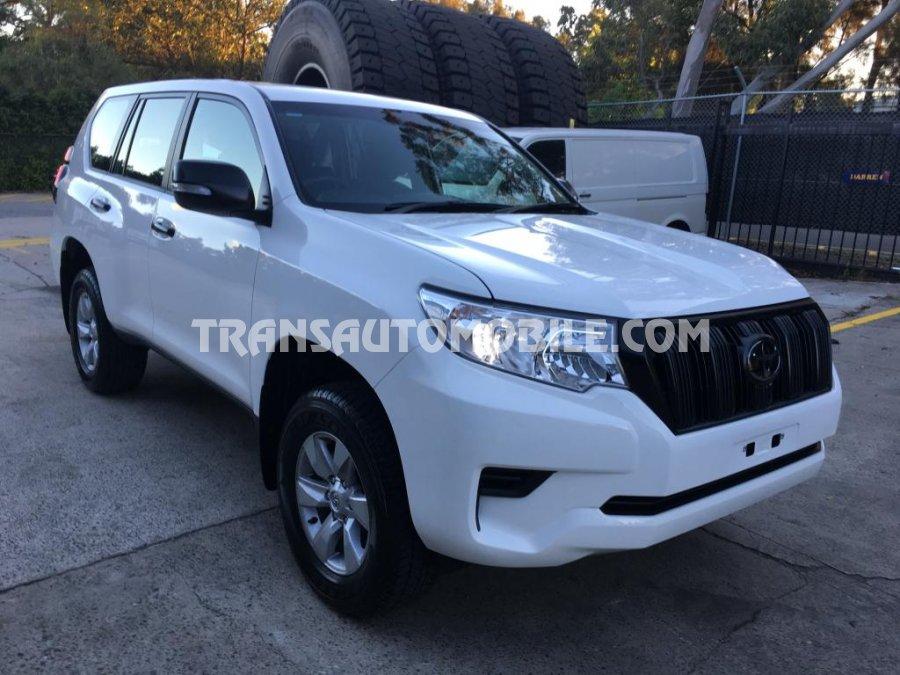 Toyota Land Cruiser Prado 150 Diesel GX  RHD