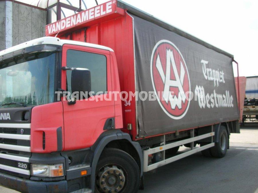 Import / export Scania Scania P94 220 Gasóleo   - Afrique Achat