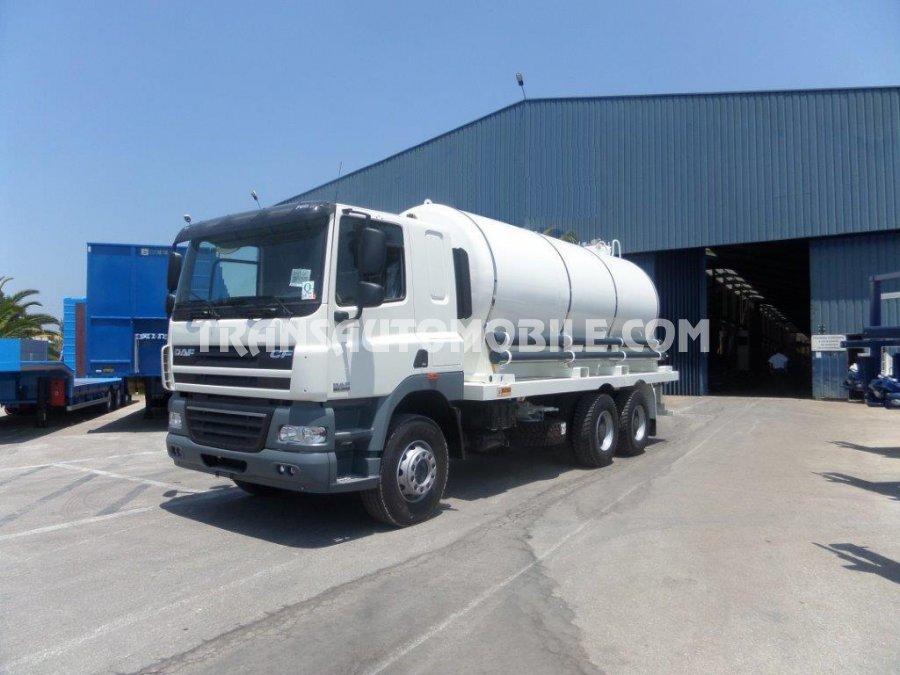 Import / export Daf Daf CF 85.360  Diesel  CITERNE EAU 18.000 L   (NEW UNUSED) - Afrique Achat