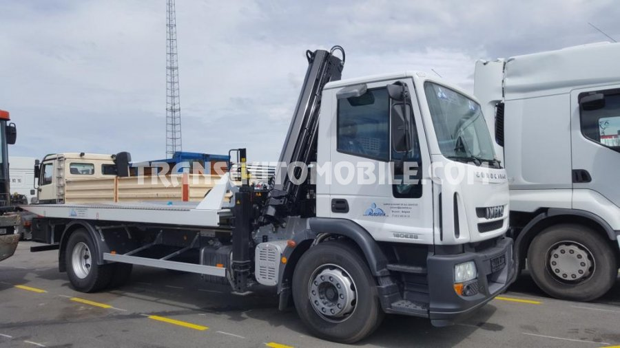 Import / export Iveco Iveco EUROCARGO ML180E28 Diesel  recovery - dépanneuse  (NEW UNUSED) - Afrique Achat